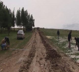 Campamento kobane