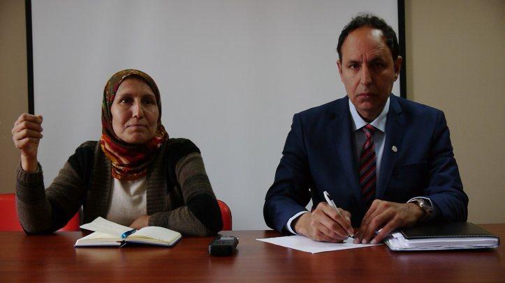 Fayza Abdî y Mustafa Dogal