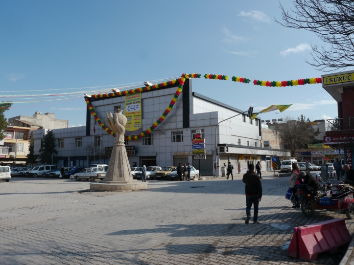 Ayuntamiento kurdo de Suruç