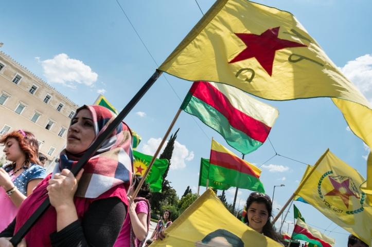 Rojava demonstration (AFP).jpg