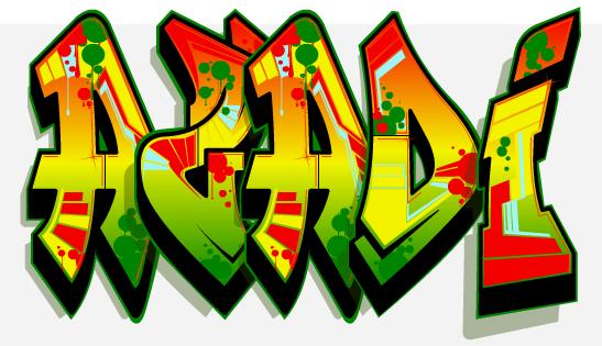 GraffittiAzadi
