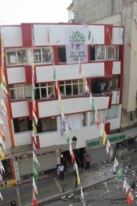Atentado en sede HDP