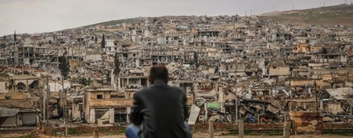 Kobane Ataque
