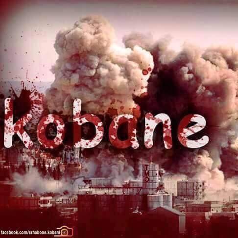 Kobane bombas