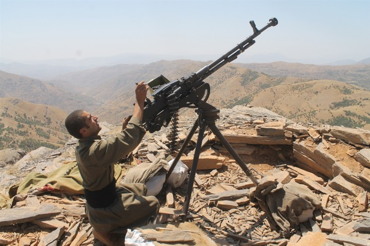 pkk-fighter