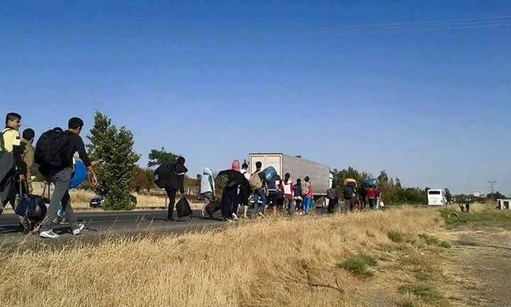 FluchtNachBulgarienEzidischeFlüchtlinge