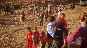IrakFlüchtlingeShingal1