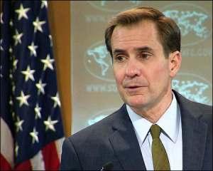 US-State-Department-spokesman-John-Kirby-sept-2015-photo-c-span