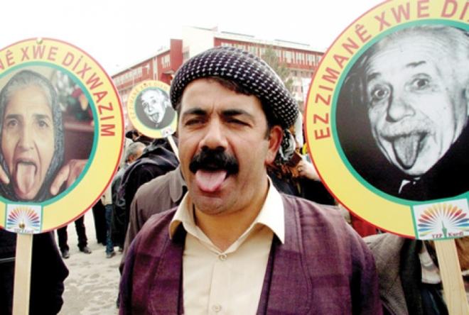 Enseñanza en kurdo