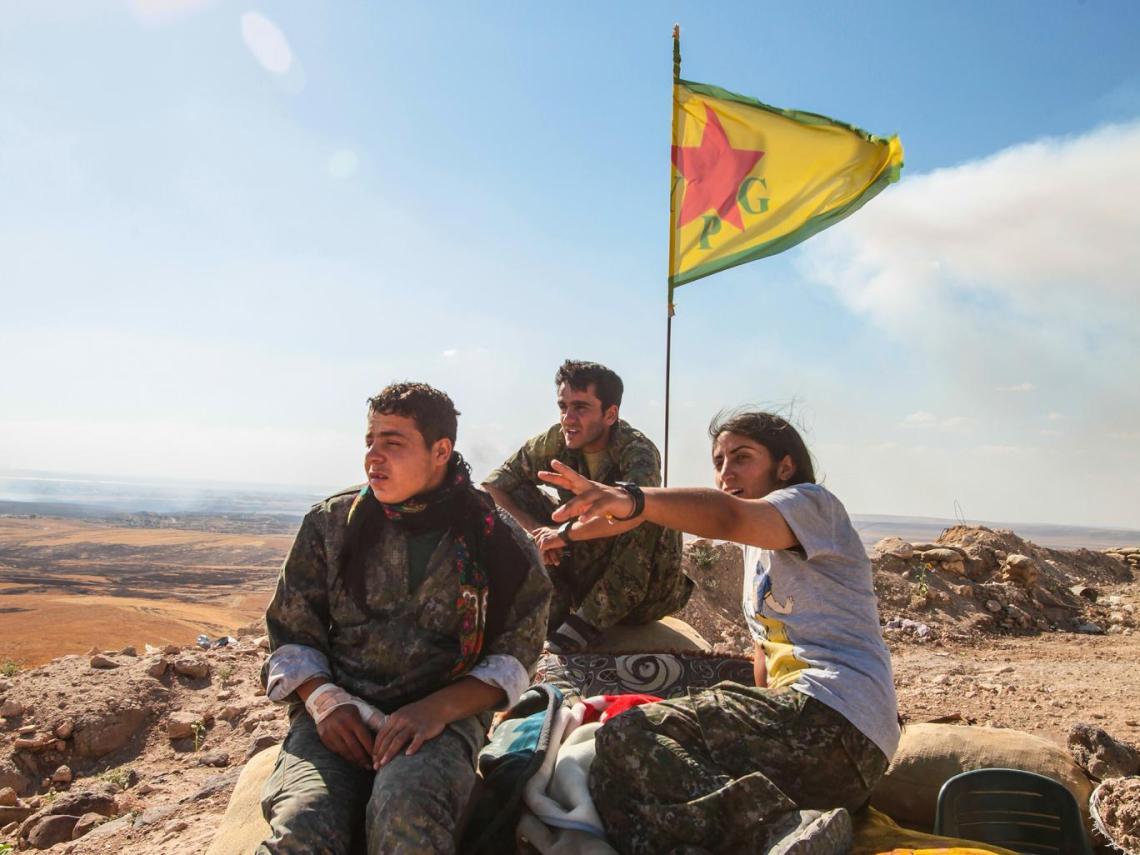 Kurds-Getty