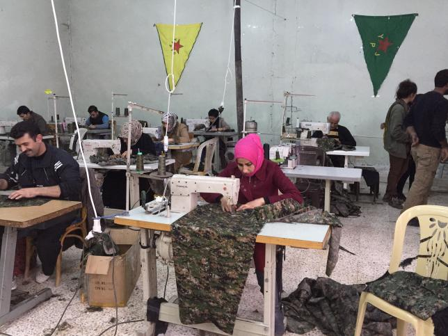 rojava_sewing_cooperative