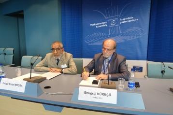 Intervención de la Delegación Internacional por la paz