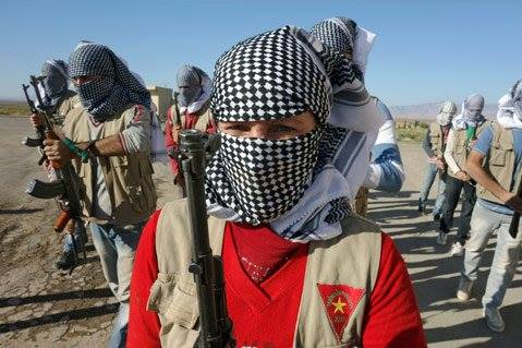 primeros YPG