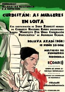 Cartaz RRSS Xornadas Olladas-Redondela