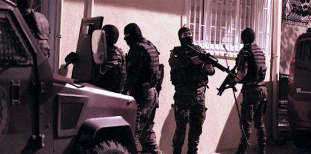 police-raid