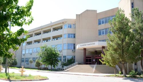 Vista de la facultad de teología del campus de la universidad de Dicle, Diyarbakir, Turquía / Esta fotografía ha sido extraída de Al-Monitor
