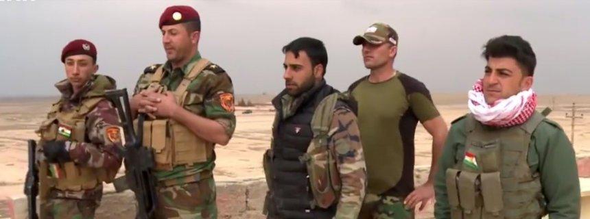 Irak / Kurden / deutsche Waffen