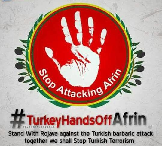 #turkeyHandOffAfrin