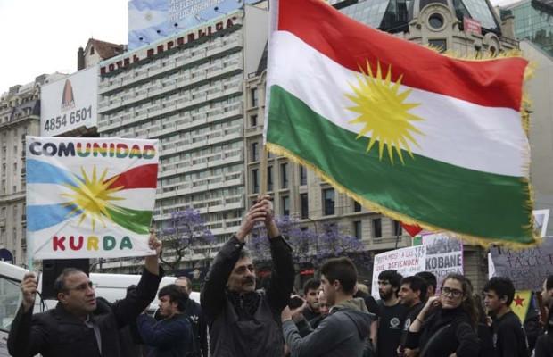 comunidad kurda