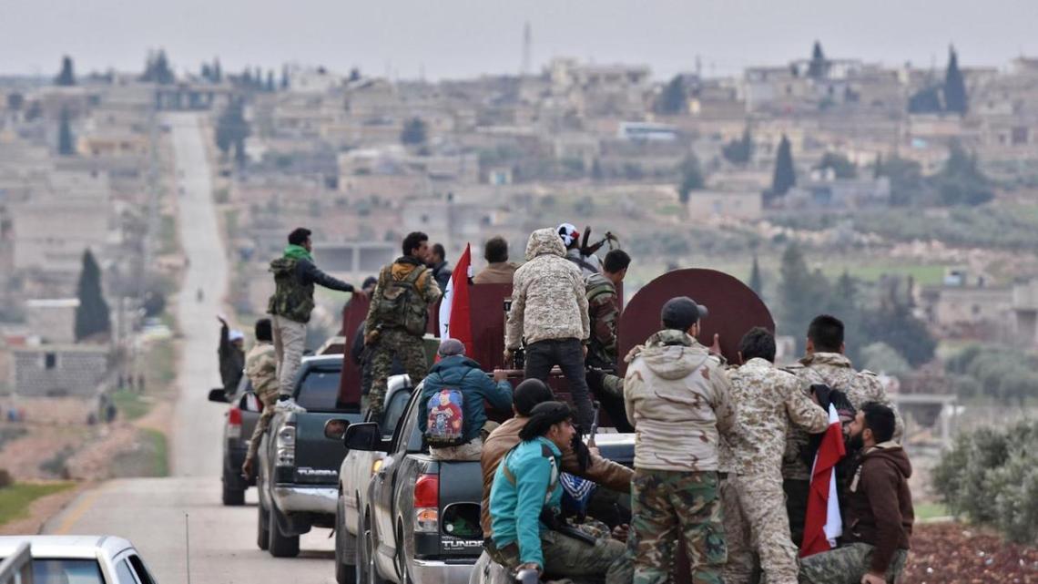 TOPSHOT-SYRIA-CONFLICT-TURKEY-KURDS-REGIME
