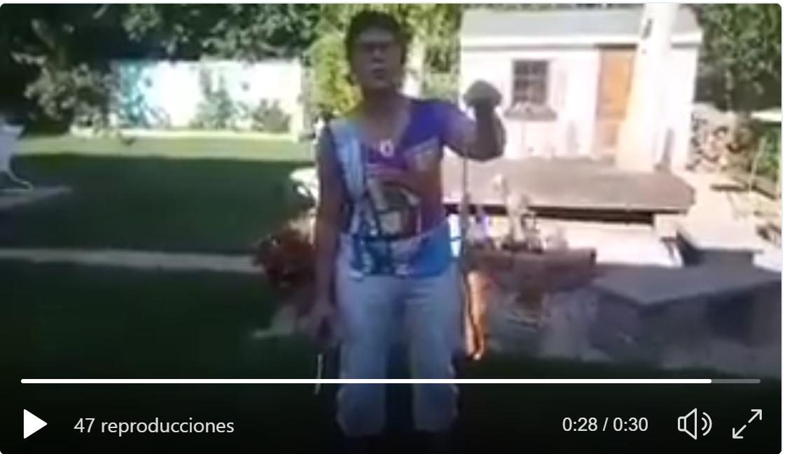 video quema soga1